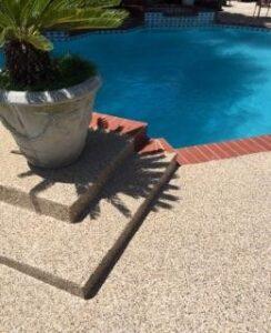 Pool Deck Floor Coating