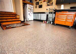 Floor Coating Photos